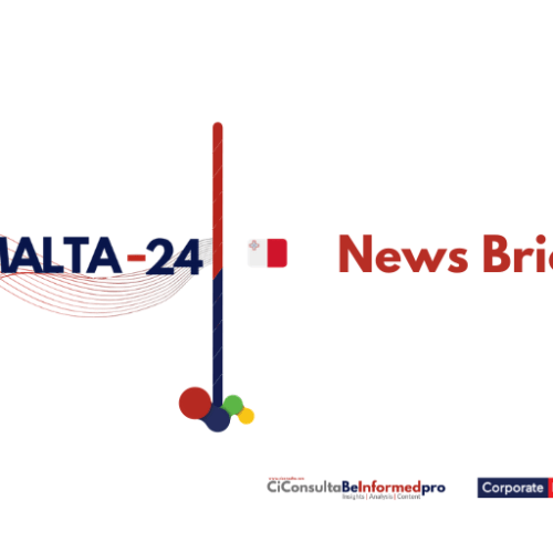 Malta-24 – News Briefing – Wednesday 17th June 2020