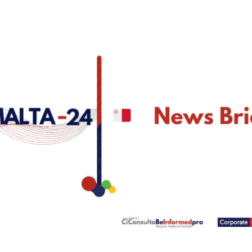 Malta-24 – News Briefing – Friday 17th July 2020
