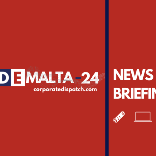 Live Updates Malta-24 – News Briefing – Thursday 4th June 2020