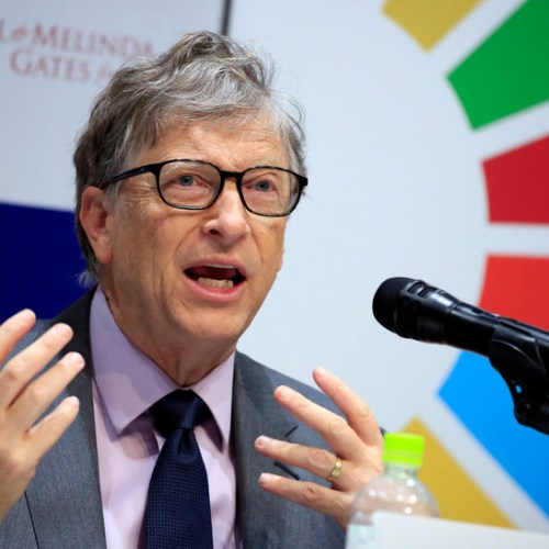 Bill Gates says world should be back to normal by end-2022 due to vaccines-Polish media