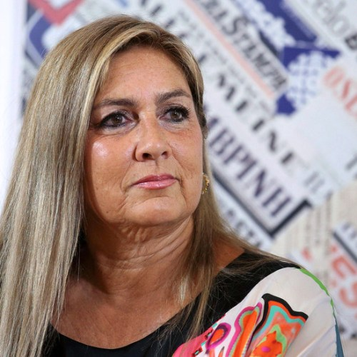 Singer Romina Power announces the death of her sister from leukaemia