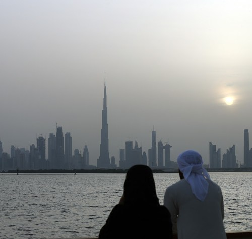 Dubai to build floating islands in new beach project