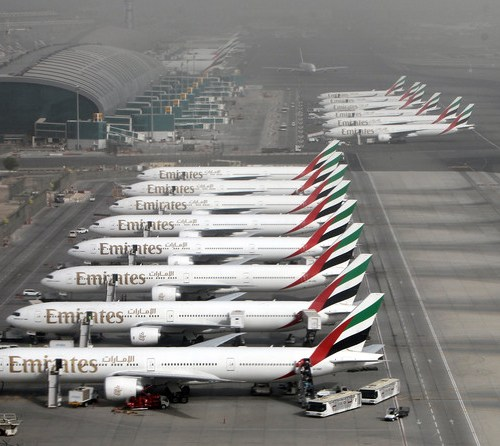 Emirates could take four years to resume flying to entire network