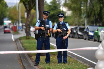 """UPDATED: Police in New Zealand kill """"extremist"""" who stabbed six in supermarket"""