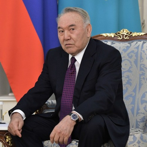 Kazakhstan's Nazarbayev contracts COVID-19 as outbreak worsens in the country