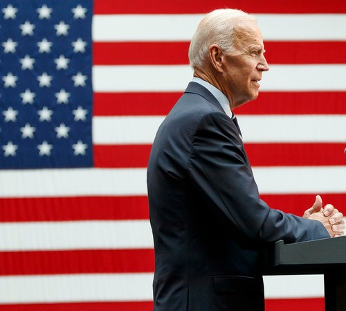 Biden formally clinches U.S. Democratic nomination