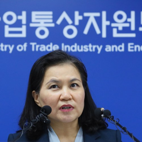 South Korea's first female trade minister bids for WTO top job