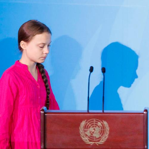 Greta Thunberg criticises the way world leaders behaved after her UN climate change speech in September