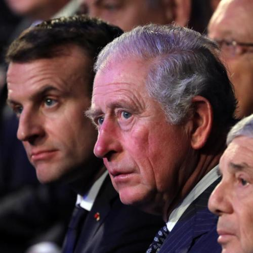 Prince Charles to host Macron to mark de Gaulle wartime broadcast