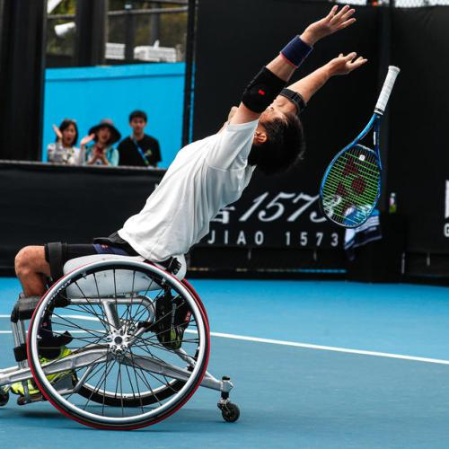 U.S. Open to include wheelchair tournament during this year's grand slam