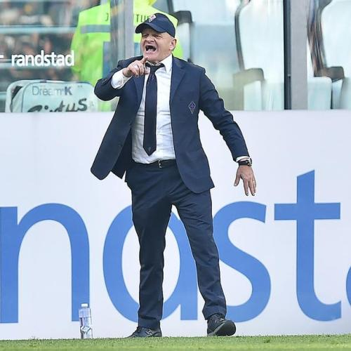 Fiorentina's coach Giuseppe Iachini had tested positive for coronavirus