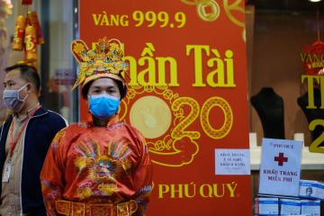 Vietnam coronavirus cases hit record