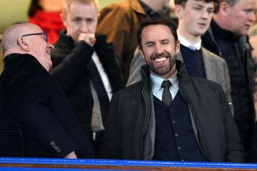 Southgate open-minded about FIFA's biennial World Cup proposal