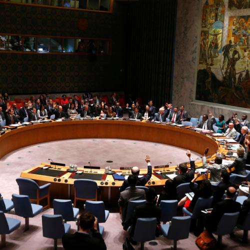 UN Security Council rejects resolution calling for extension of Iran arms embargo