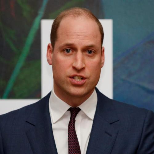 Prince William reveals he is a secret helpline volunteer during coronavirus pandemic