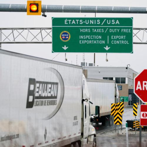 Canada, U.S. set to extend border closure to end-July