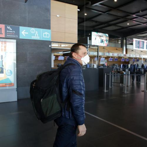Belgium to give colour-coded travel advice