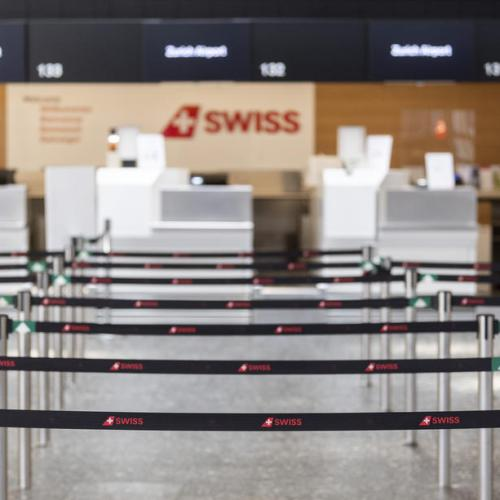 Passengers to pay a CO2 tax for flights departing Switzerland