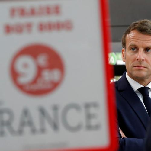 7.8 million French on temporary unemployment packages at end-May