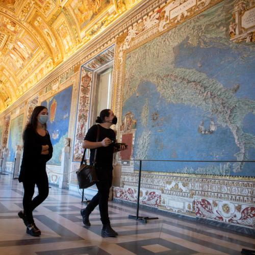 Vatican Museums free for doctors and nurses