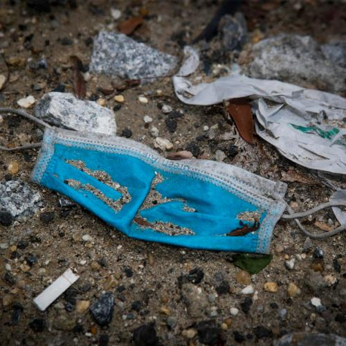 COVID-19 contributing to Thailand's plastic pollution problem