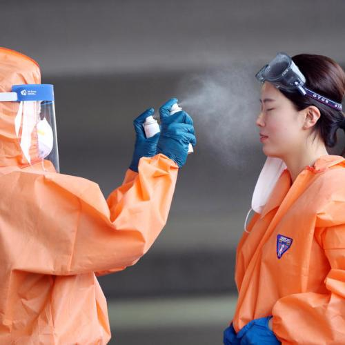 South Korea reports 51 new cases of Covid-19