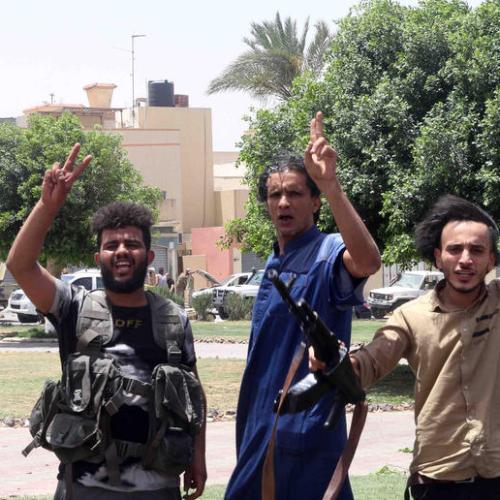 U.N. Libya mission says warring sides have engaged in truce talks