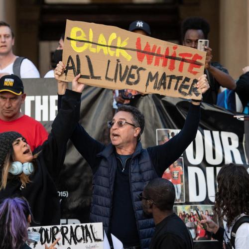 Thousands in Australia defy bans at Black Lives Matter protests