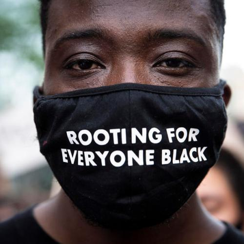 Rooting for everyone black – From small towns to cities, U.S. sees biggest rallies yet for racial justice