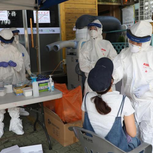 South Korean doctors find risk factors for severe COVID-19 cases