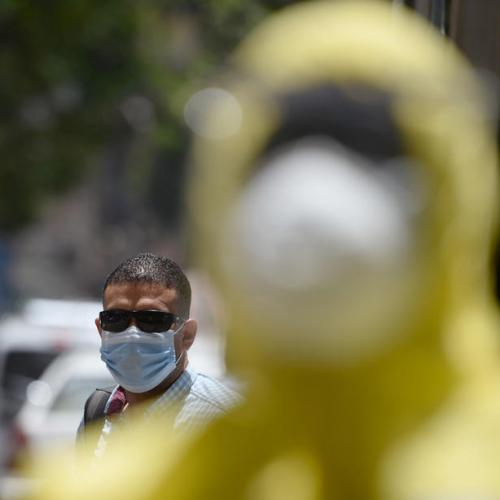 Record daily rise in infections and deaths in Egypt