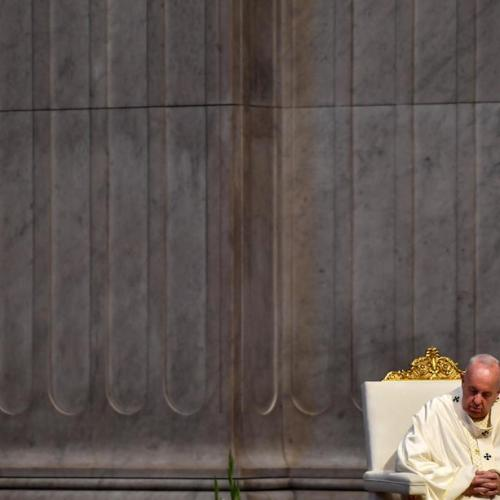 No one can consider him or herself dispensed from the exploitation, violence and cruelty in Libya – Pope Francis