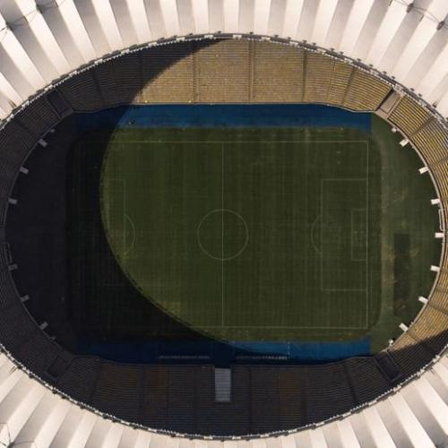 EPA's Eye in the Sky: Maracana stadium, Brazil