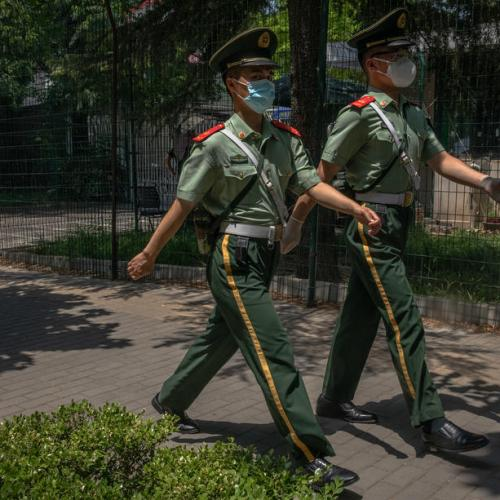 China charges two detained Canadians with alleged espionage