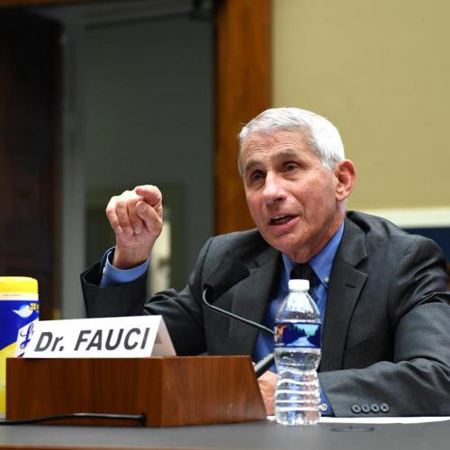 Delta variant behind more than 80% of U.S. cases; vaccines still highly effective -Fauci