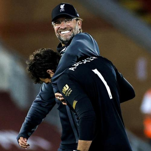 Liverpool move closer to glory with 4 – 0 win over Crystal Palace