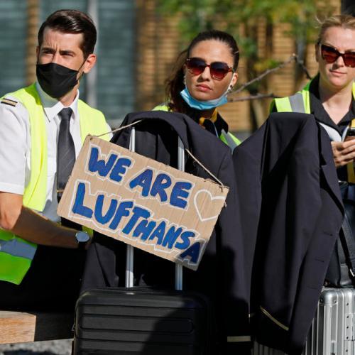 Ryanair to challenge Lufthansa's bailout