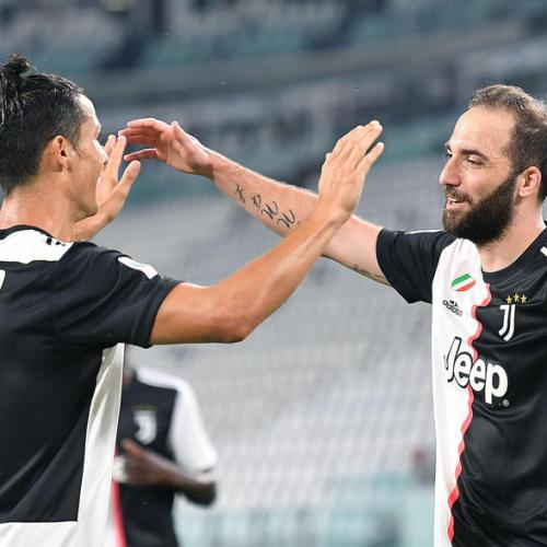 Juventus extend their lead at top of Serie A
