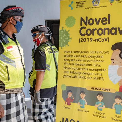 Indonesia reports 1,198 new coronavirus cases, 34 new deaths