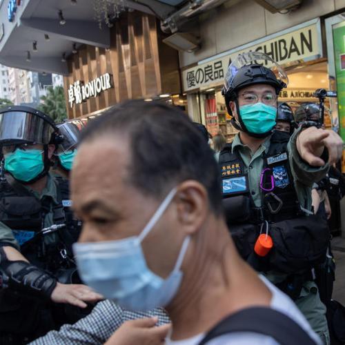 China says will put visa restrictions on U.S individuals over Hong Kong