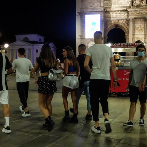 Reopening of discos, nightclubs, festivals and feasts in Italy postponed
