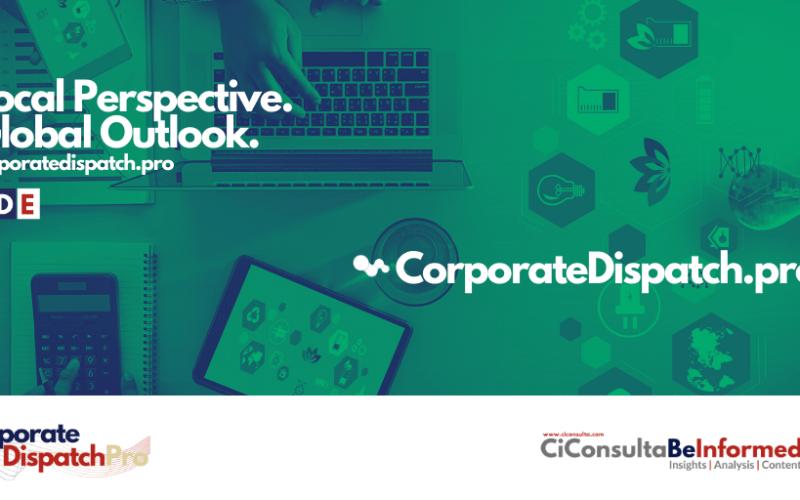 CorporateDispatchPRO – Sustainability is everybody's business