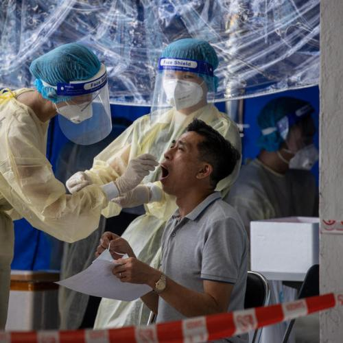 Coronavirus spread risks going out of control – Hong Kong Leader