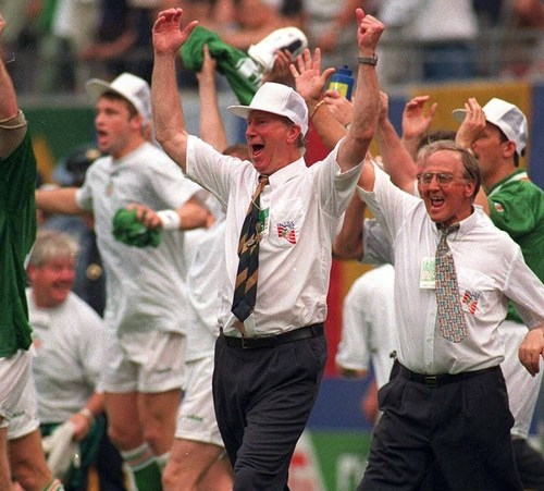 England's World Cup Winner and Former Republic of Ireland Manager Jack Charlton dies at 85