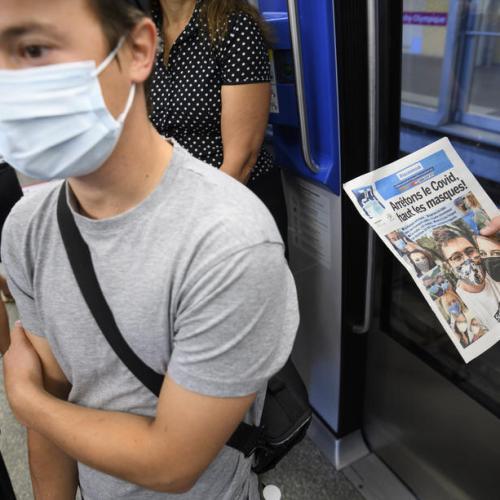 Switzerland implements compulsory mask use on public transport