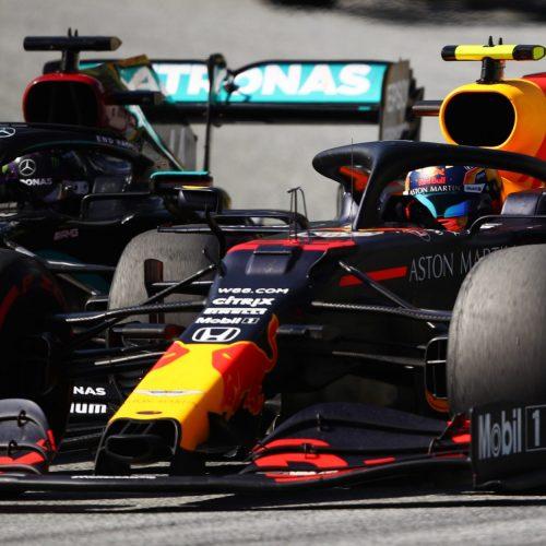 Bottas wins Austrian GP