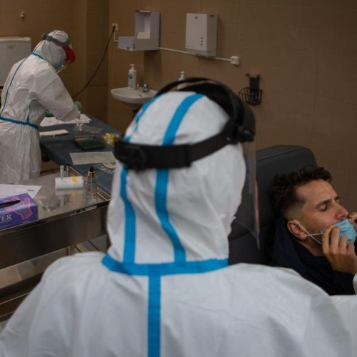 Barcelona residents told to stay home amid rise in coronavirus cases