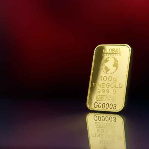 Gold eases as risk sentiment improves after Fed policy meeting