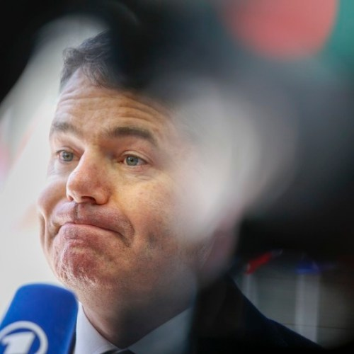 Paschal Donohoe elected Eurogroup President