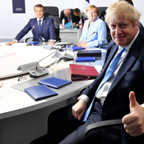 UK ready to have future relationship with EU on same terms as Australia – Johnson to Merkel